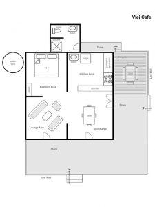 Vlei Cafe Floorplan